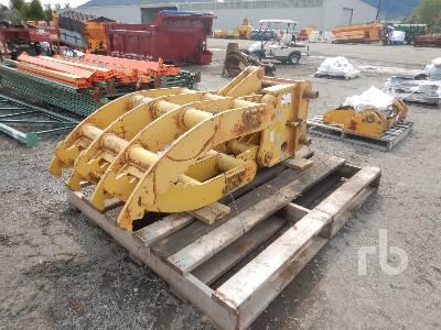 SEC Hydraulic Excavator Grapple