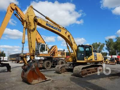 2011 KOMATSU PC360LC-10 Hydraulic Excavator