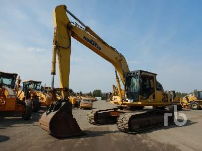 2010 KOMATSU PC270LC-8 Hydraulic Excavator