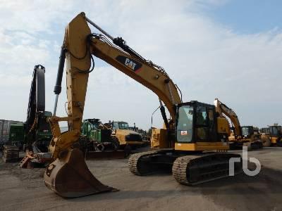 2011 CATERPILLAR 328D LCR Hydraulic Excavator