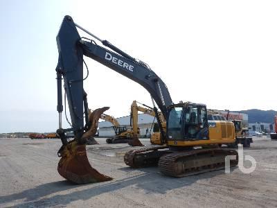 2017 JOHN DEERE 250G LC Hydraulic Excavator