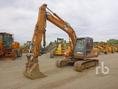 2002 CASE CX130 Hydraulic Excavator