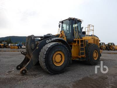 2010 JOHN DEERE 844K Wheel Loader