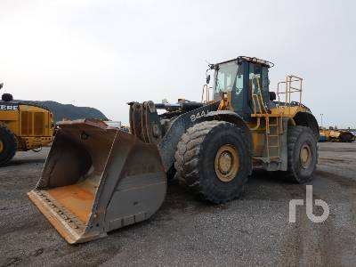 2007 JOHN DEERE 844J Wheel Loader