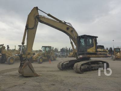 1998 CATERPILLAR 330BL Hydraulic Excavator
