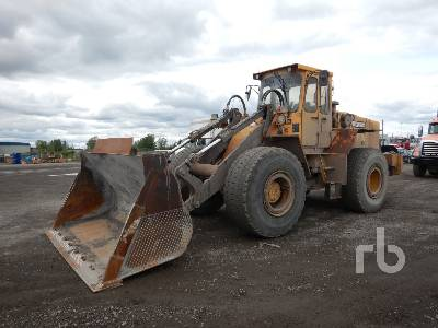 1991 MICHIGAN L120 Wheel Loader