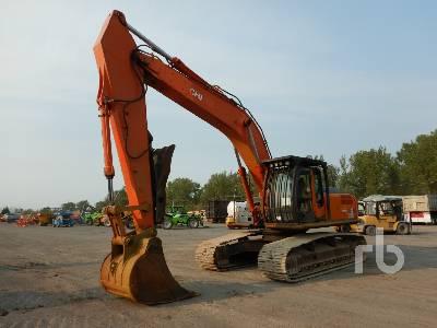 2007 HITACHI ZX350LC-3 Hydraulic Excavator