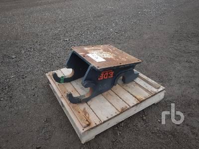EDF Q/C Hammet Coupler Excavator Attachment - Other