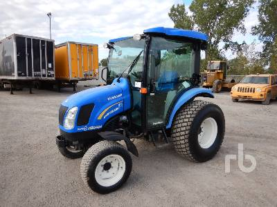 2013 NEW HOLLAND BOOMER 3050 Utility Tractor