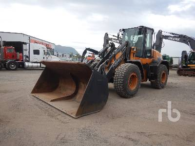 2014 CASE 721F Integrated Tool Carrier