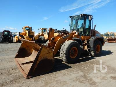 2014 CASE 621F Wheel Loader