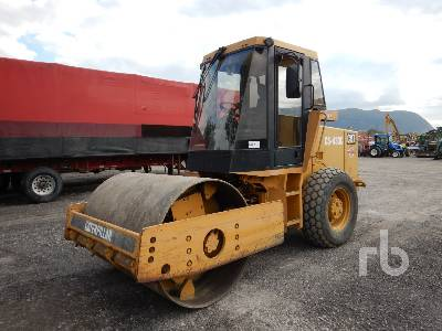 1999 CATERPILLAR CS433C Vibratory Roller