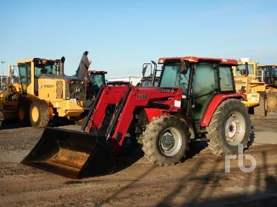 2009 CASE IH FARMALL 95U MFWD Tractor