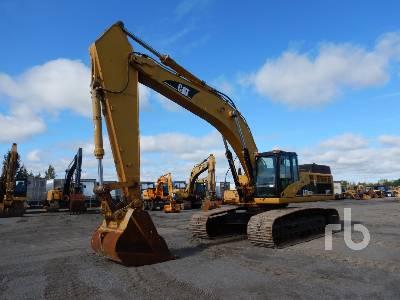 2005 CATERPILLAR 345CL Hydraulic Excavator