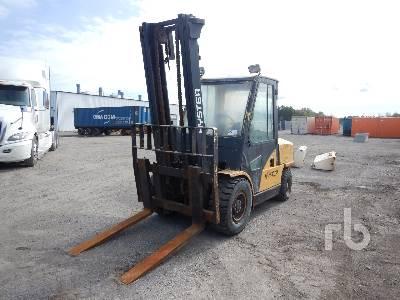 2000 HYSTER H110XM 11450 Lb Forklift