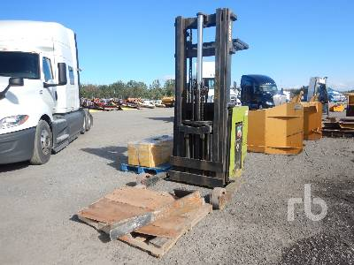 CLARK NP500-45 3500 Lb Stand Up Electric Forklift
