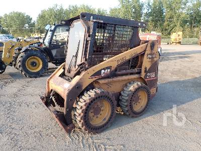 2006 CATERPILLAR 216B Skid Steer Loader