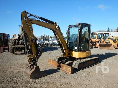 2014 CATERPILLAR 304ECR Mini Excavator (1 - 4.9 Tons)