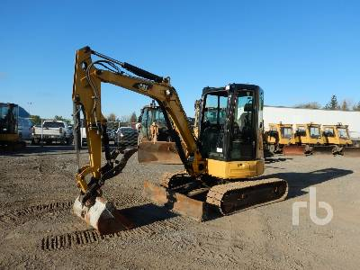 2015 CATERPILLAR 304E2CR Mini Excavator (1 - 4.9 Tons)