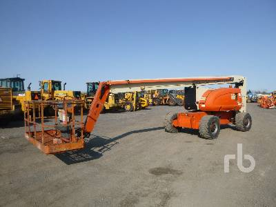 2000 JLG 800AJ 4x4 Articulated Boom Lift