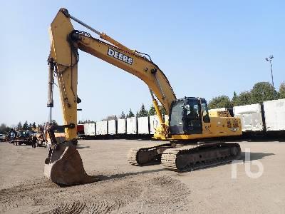2005 JOHN DEERE 330C LC Hydraulic Excavator