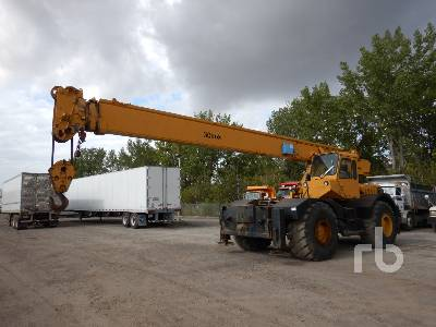1972 GROVE RT63S 30 Ton 4x4x4 Rough Terrain Crane