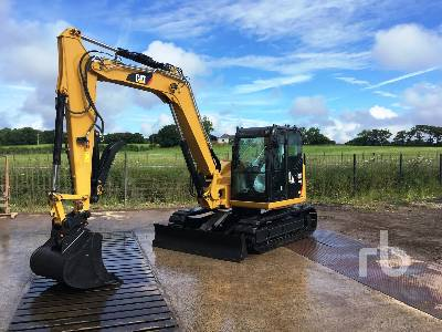 2014 CATERPILLAR 308E2CR SB Midi Excavator (5 - 9.9 Tons)