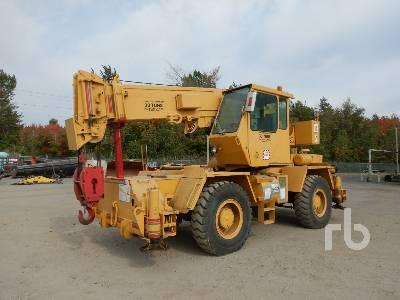 2001 KOEHRING LRT 25 25 Ton 4x4x4 Rough Terrain Crane