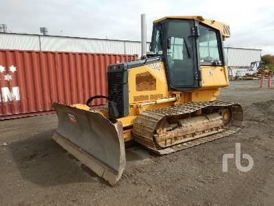 2012 JOHN DEERE 450JL Crawler Tractor