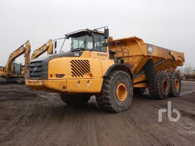 2009 VOLVO A40E 6x6 Articulated Dump Truck