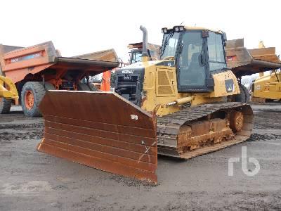 2009 CATERPILLAR D6K LGP Crawler Tractor