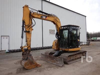 2011 CATERPILLAR 308D CR Midi Excavator (5 - 9.9 Tons)