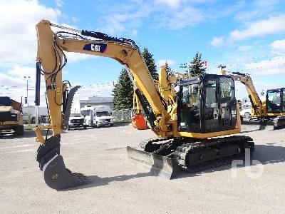 2014 CATERPILLAR 308E2CR SB Midi Excavator (5 - 9.9 Tons)