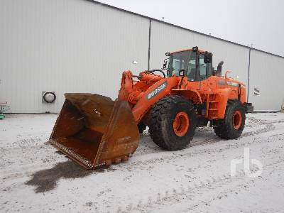 2011 DOOSAN DL450 Wheel Loader