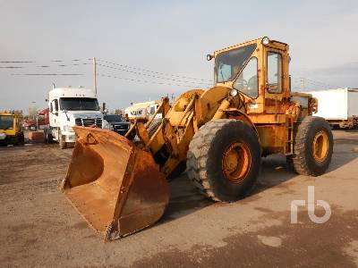 1973 CATERPILLAR 950 Wheel Loader