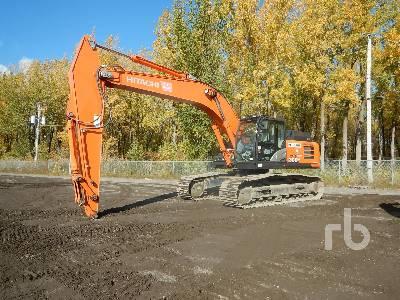 2018 HITACHI ZX300LC-6N Hydraulic Excavator