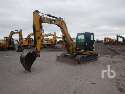 2018 CATERPILLAR 308E2CR SB Midi Excavator (5 - 9.9 Tons)