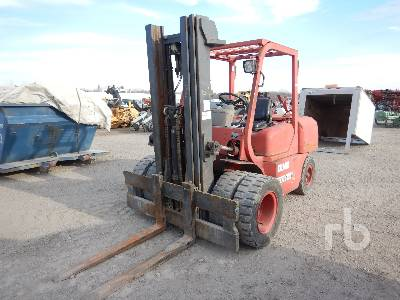 KALMAR P100BX 10000 Lb Forklift