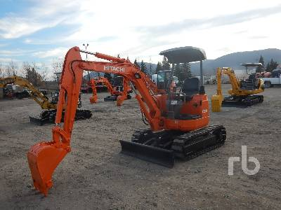 2000 HITACHI EX20U Mini Excavator (1 - 4.9 Tons)