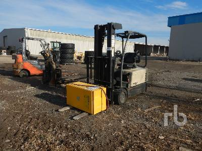 CROWN SC4040-40 Electric Forklift