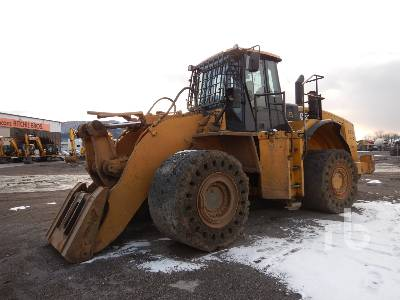 2012 CATERPILLAR 980H Wheel Loader
