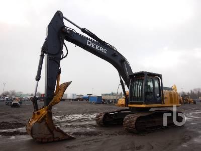 2010 JOHN DEERE 270D LC Hydraulic Excavator