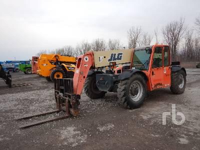 2008 JLG G9-43A 9000 Lb 4x4x4 Telescopic Forklift