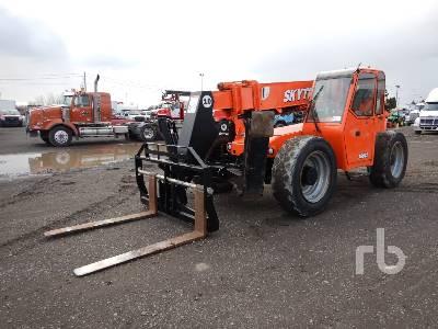 2006 JLG 10042 10000 Lb 4x4x4 Telescopic Forklift