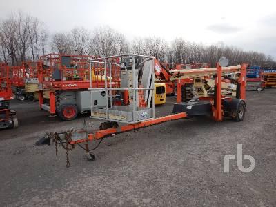 2011 JLG T500J Tow Behind Boom Lift