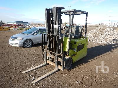 CLARK TMX20 Electric Forklift