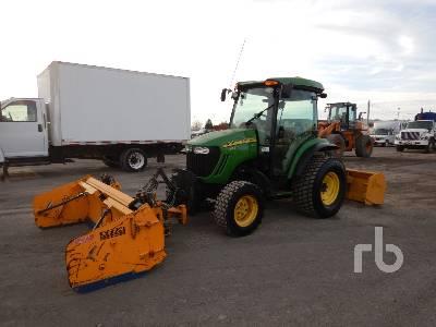 2011 JOHN DEERE 4720 Utility Tractor