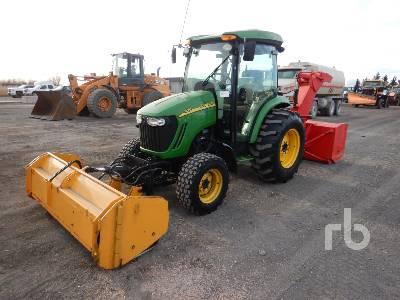 2012 JOHN DEERE 4720 4WD Utility Tractor