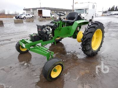 CUSTOMBUILT 2WD Utility Tractor