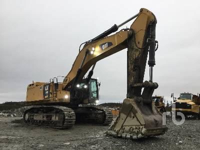 2014 CATERPILLAR 390FLME Hydraulic Excavator